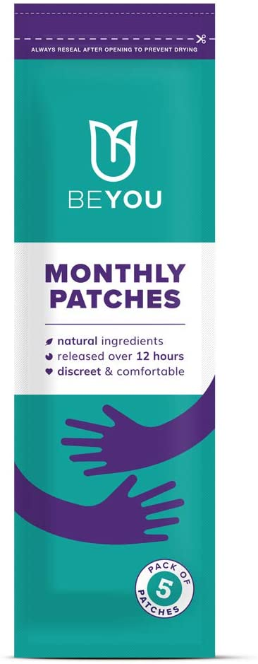 BeYou Period Patches